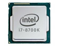 "Intel i7 8700K CPU ""tray"", Prozessor, 6-Core, 3,7GHz, Coffee Lake LGA 1151"