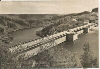 Ansichtskarte Thale - Rappbodetalsperre bei Wendefurt - Panorama - schwarz/weiß