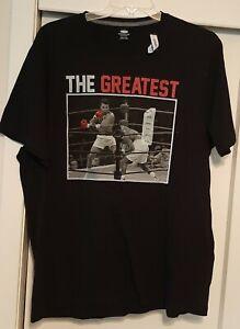 Mohammad Ali Tee shirt  THE GREATEST  SIZE XXL NWT