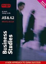 Business Studies: A-level Study Guide by Martin W. Buckley, Barry Brindley...