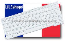 Clavier Français Original Blanc Toshiba Portege A600 / R500 / R600 Série NEUF