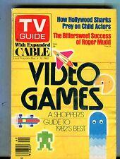 TV Guide Magazine December 4-10 1982 Video Games Pac-Man 071417nonjhe