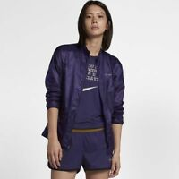 NIKE X UNDERCOVER GYAKUSOU PACKABLE JACKET PURPLE (LARGE) L