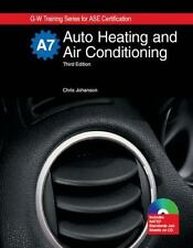 Auto Heating and Air Conditioning by Chris Johanson (2008, Hardcover)