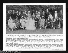 Noblesse, 1932, la baronne Mariette Benz de ALBKRON, comte Andor Csaky, hertelendy/50