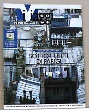I VIAGGI DI REPUBBLICA N.166 DEL 1 MARZO 2001 - Sotto i tetti di Parigi