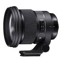 Sigma 105mm F1.4 A Art Series DG HSM Lens in Canon Fit (UK Stock) BNIB
