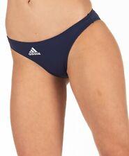 NEW ADIDAS bikini bottom beach volley ball sport womens Navy Blue