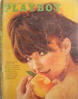 February 1966 PLAYBOY Magazine FEDERICO FELLINI / VLADIMIR NABOKOV