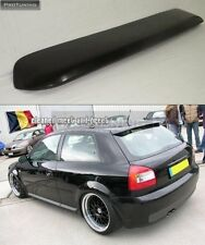 AUDI A3 8L 96-03 S3 TAILGATE REAR ROOF SPOILER Heck Blende back RS3 door cover S