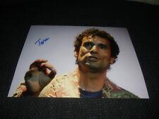 Tarsem singh signed autógrafo en 20x28 cm imagen inperson Look