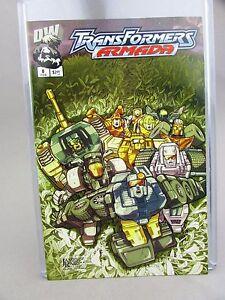 Transformers Armada - Issue #8 - DW Dreamwave Comics Book VF