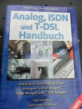 Handbuch: Analog, Digital Isdn T- DSL    Tipp und Tricks ? Frazis neuwertig