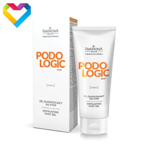 Farmona Professional Podo Logic ACID Exfoliating Foot Gel 75ml PAC0000
