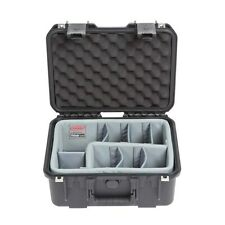 SKB iSeries 1309-6 Case With Think Tank-Designed Photo Dividers & Lid Foam Black