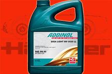 5 Liter  Kanister (1L=5,48€) Addinol Motoröl Longlife MV 0530 LL SAE 5W-30 5 W30