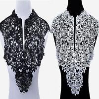 Vêtements Brodés en Coton en Décolleté pour les Fournitures de Bricolage Mode