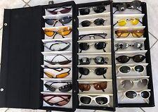 Lot de 24 Lunettes / Sunglasses Vintage dont IDC