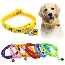 6PCS Small Dog Collars Wholesale Lot Puppy Collar Nylon Necklace for Chihuahua