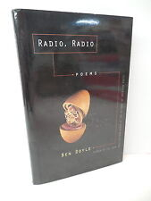 Radio, Radio Poems Ben Doyle Poetry Book Walt Whitman Academy Award Winner