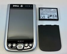 Dell X51v Axim Pda Untested W/ Dell Case (No Charger Untested As-is)