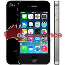 DEAD Apple iPhone 4S 16GB | Black | Locked | Smashed LCD | Device Only