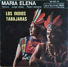 """Los Indios Tabajaras - Maria Elena - Vinyl 7"""" 45T (Single)"""