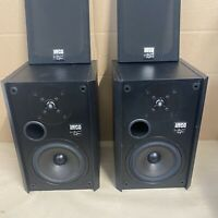 HECO interior reflex speakers 10h