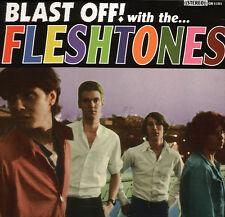 "FLESHTONES 'Blast Off LP + bonus 7"" vinyl single cramps suicide real kids cynics"