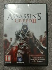 NEW SEALED Assassin's Creed II 2 PC Game Windows