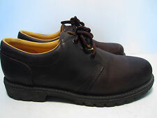 Men's Havana Joe Brown Oxford Shoes Size 48 15 Made In Spain