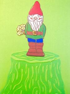 """""""It's the Little Things That Count!"""" THANK YOU CARD Avanti A* Press GNOME"""