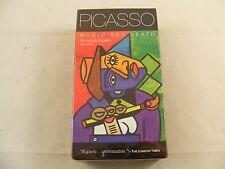 Picasso: Magic, Sex & Death (VHS, 2003, 2-Tape Set)  RARE NEW