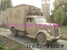 RAL7027 FARBE BEIGEGRAU GRAU WEHRMACHT ab 1942 KDF SDKFZ LACK AFRIKA DAK 1kg