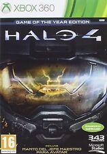 Xbox360 Halo 4 Game Of The Year Edition GOTY Nuevo Precintado Pal España