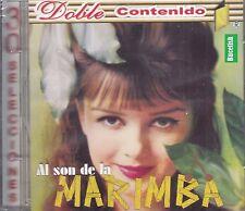 Al Son De La Marimba 30 Selecciones CD New