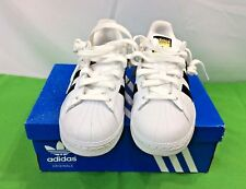 Adidas Originals Superstar W Fashion Women's White Sneakers - Size 6 New in Box