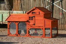 Leghorn Cottage Chicken Coop 4+ Chickens!