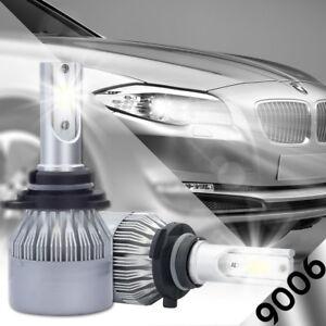 XENTEC LED HID Headlight Conversion kit 9006 6000K for 1998-2012 Toyota RAV4