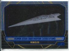 Star Wars Galactic Files Blue Parallel #279 Super Star Destroyer Executor