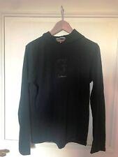 sweat veste a capuche noire marque GUESS taille M