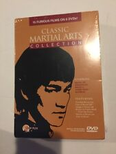 Classic Martial Arts Collection [6 discs] New DVD