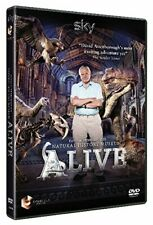 David Attenborough Natural History Museum Alive