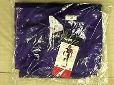 Purple Football Jersey Practice Football Jersey Adult Men's XXL Brand New in Bag