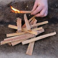 Fatwood Tinder Bushcraft Firelighting Camping Scouts Survival,5 Sticks £3:50