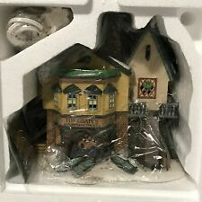 Dept 56 Collectible Grapes Inn Dickens Village Series