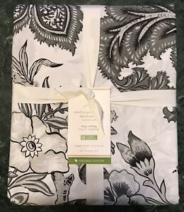 Pottery Barn Caselyn Palampore Percale Duvet,  King.Cal King, New  W/$129.00 tag