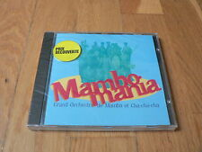 Mambomania - Grand orchestre de Mambo et Cha-cha-cha - CD NEUF SEALED 1993