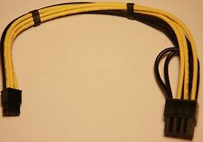 8 Pin PCIe PCI-e Power Cable for Mac G5 nVidia ATI Video Card - High Quality