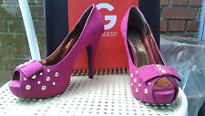 SUPERBES ESCARPINS (39) G by GUESS (+de 130euros)